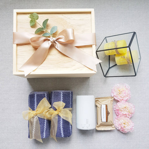 HEALTH & WELLNESS GIFT SET 05 (Klang Valley Delivery)