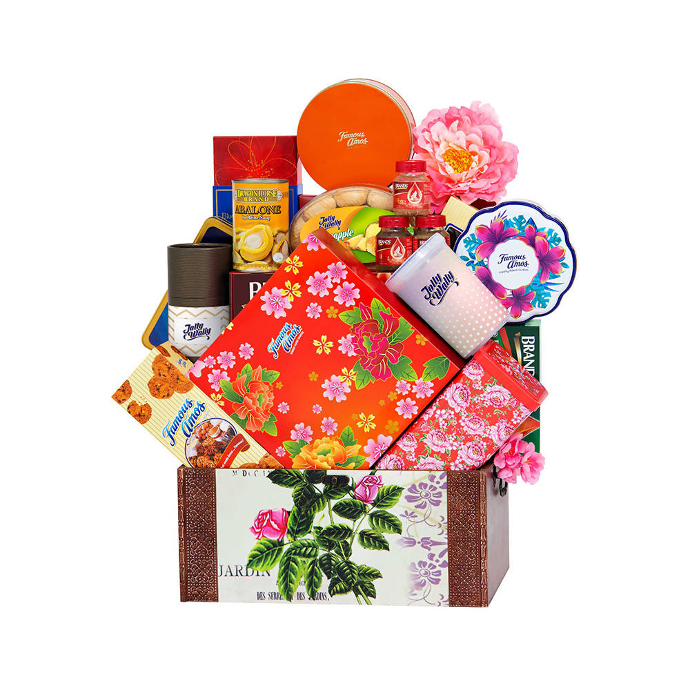 Famous Amos Chinese New Year 2020 Premium Hamper RM1199 (CNY 2020)