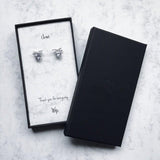 Bow Stud Earrings (Pre-order 2 to 4 weeks)