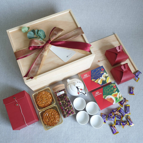 MOONCAKE FESTIVAL GIFT SET 09 (Klang Valley Delivery)