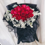Valentine's Day 2020 Red Roses Bouquet 4 (Kuching Delivery Only)