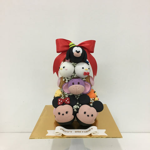 Tsum Tsum Croquembouche Tower (2 Designs)