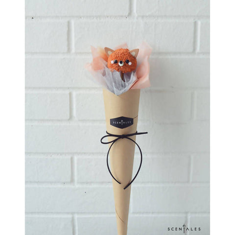 Fox Petite Flower Bouquet