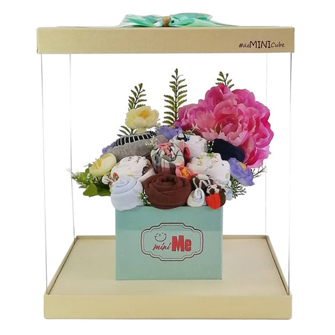 Full Moon Gift Bouquet for New Born Baby Boy - FMB 005