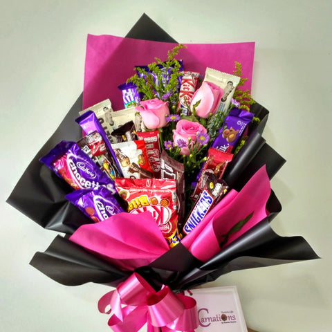 Choc-A-Lot Bouquet