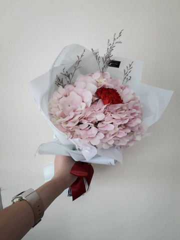 Bimbo Dolcissimo -  Flower Bouquet  (Johor Bahru Delivery only)