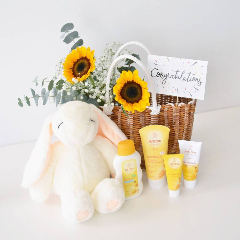 New Born Baby Gift Set D