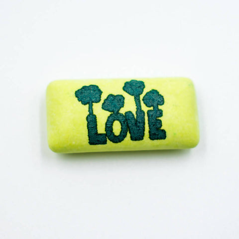 Personalized Custom Printed Candy Chewing Gum Pellets (Wrigley)