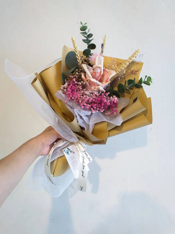 Soldi di Singapore - Money Flower Bouquet (Johor Bahru Delivery only)