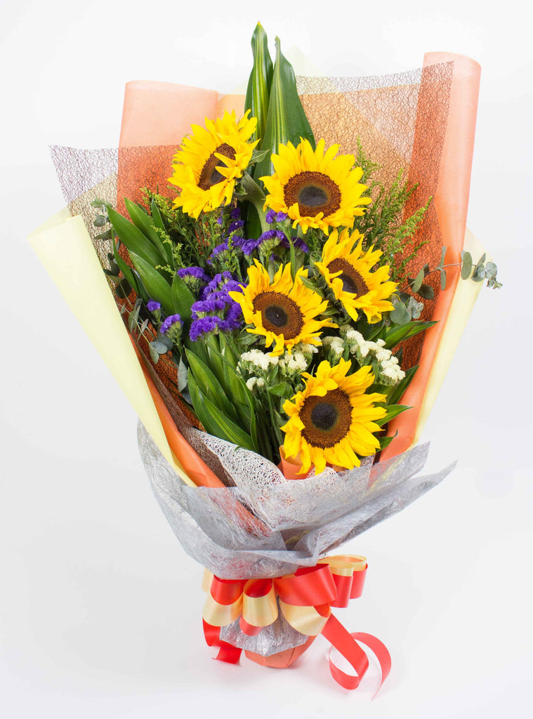 Sunflowers Bouquet 2