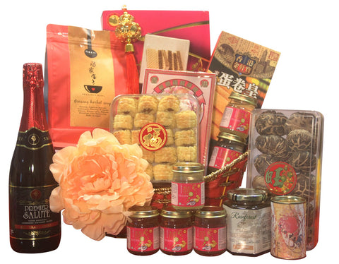 The Perfect Ten CNY Hamper
