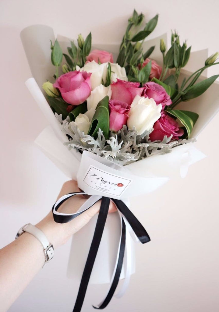 Korean Style Hand Bouquet Giftr Malaysia Leading