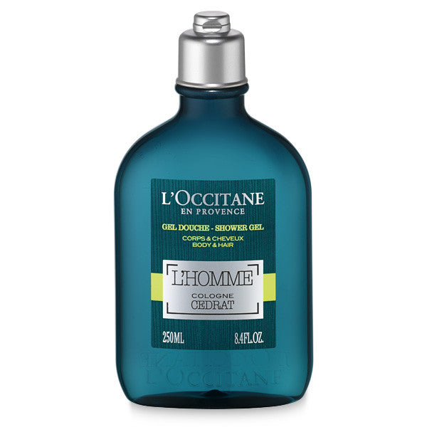 Loccitane - L'Homme Cologne Cédrat Shower Gel Body & Hair