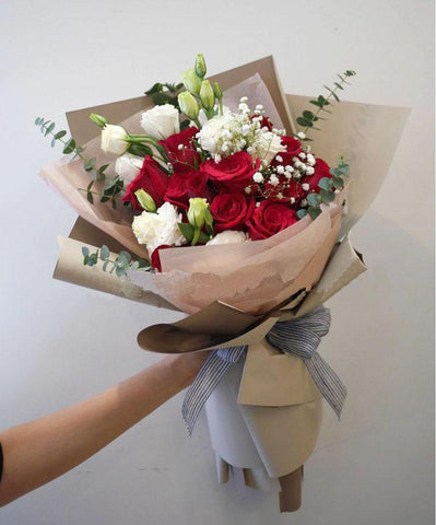 Tavern Arte Roses Bouquet (Penang Delivery only)