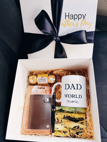 Best Dad Gift Box (Nationwide Delivery)