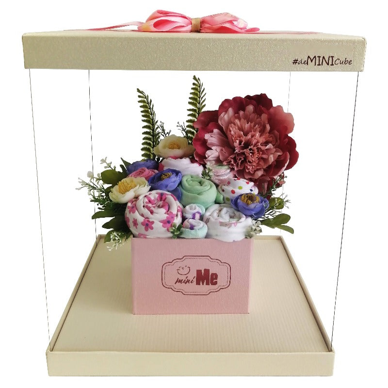 Full Moon Gift Bouquet for New Born Baby Girl - FMG 015