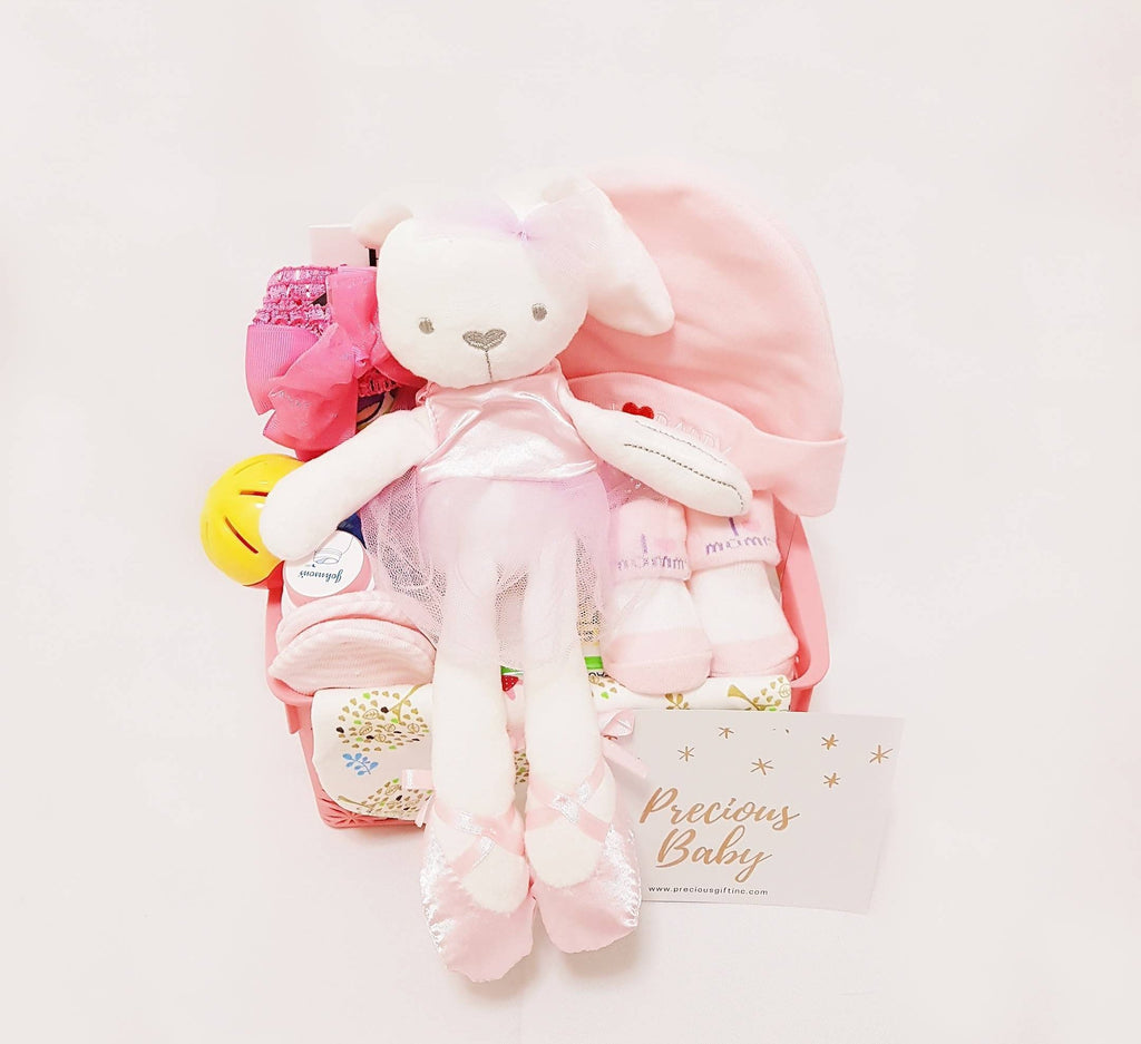 Love Mommy Daddy Gift Basket