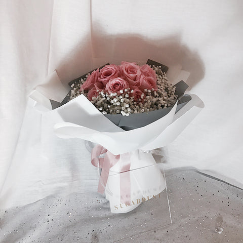 Pink Roses (Valentine's Special)