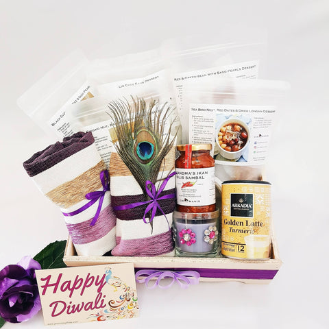 Festival of Lights Gift Basket