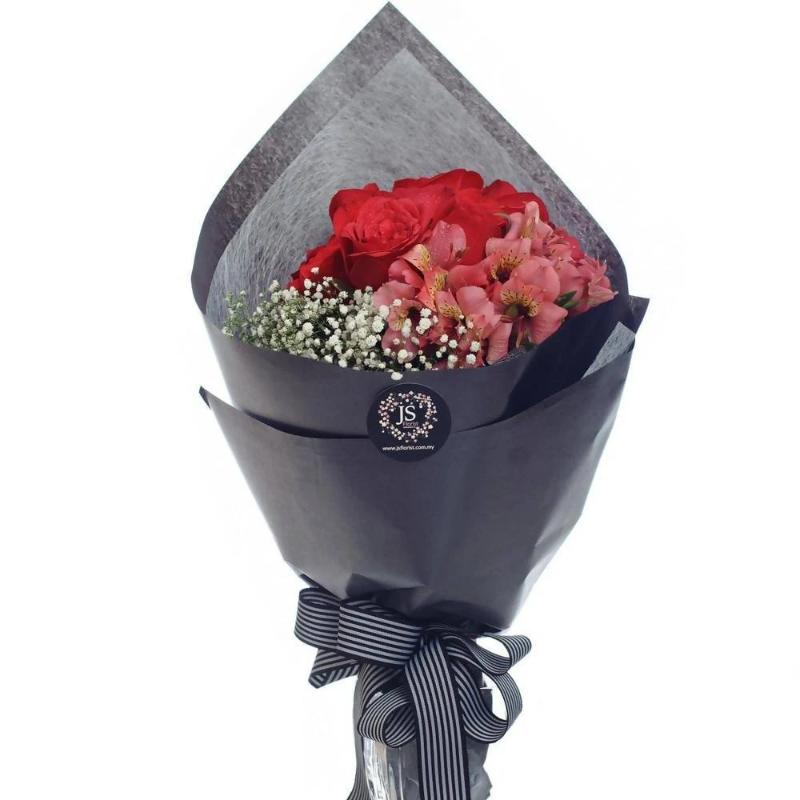 Valentine's Day 2020 Sweet Posy (Red)