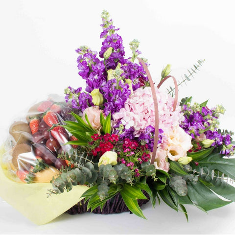 Fruit & Flower Basket 2