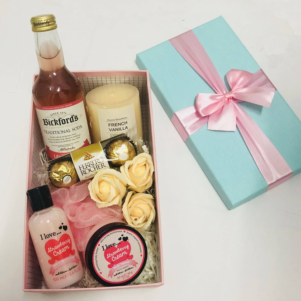 The Relax Box (Pink) (3-5 Working Days)