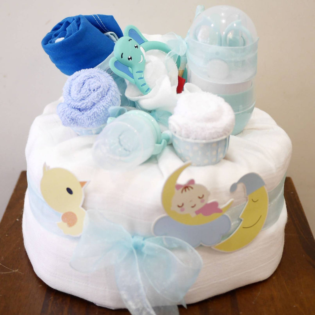 Little Warrior Nappy Cake (Penang only)