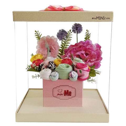 100 Days Gift Bouquet for New Born Baby Girl - HDG 004