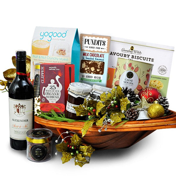 Cookney B - Christmas Gourmet Hamper