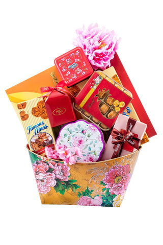 Famous Amos Chinese New Year 2019 Hamper C19-08