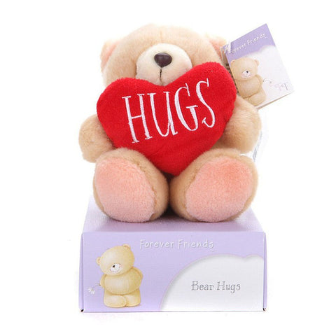 "Forever Friends Bear - 4.5"" Bear Hugs"