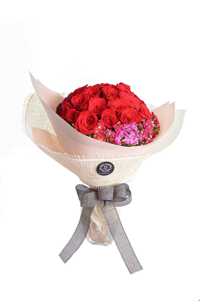 You Are My Everything (99 Stalks)(Proposal Bouquet)