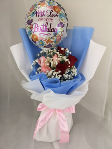 With Love Birthday Bouquet