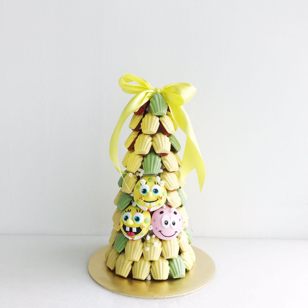 Spongebob Madeleine Tower