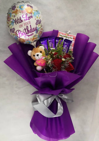 Cadbury Lover Chocolate Bouquet