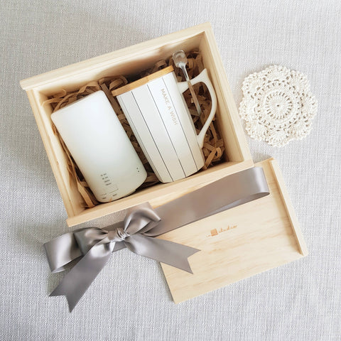 AIR DIFFUSER PINE WOOD GIFT SET 14 (Klang Valley Delivery)