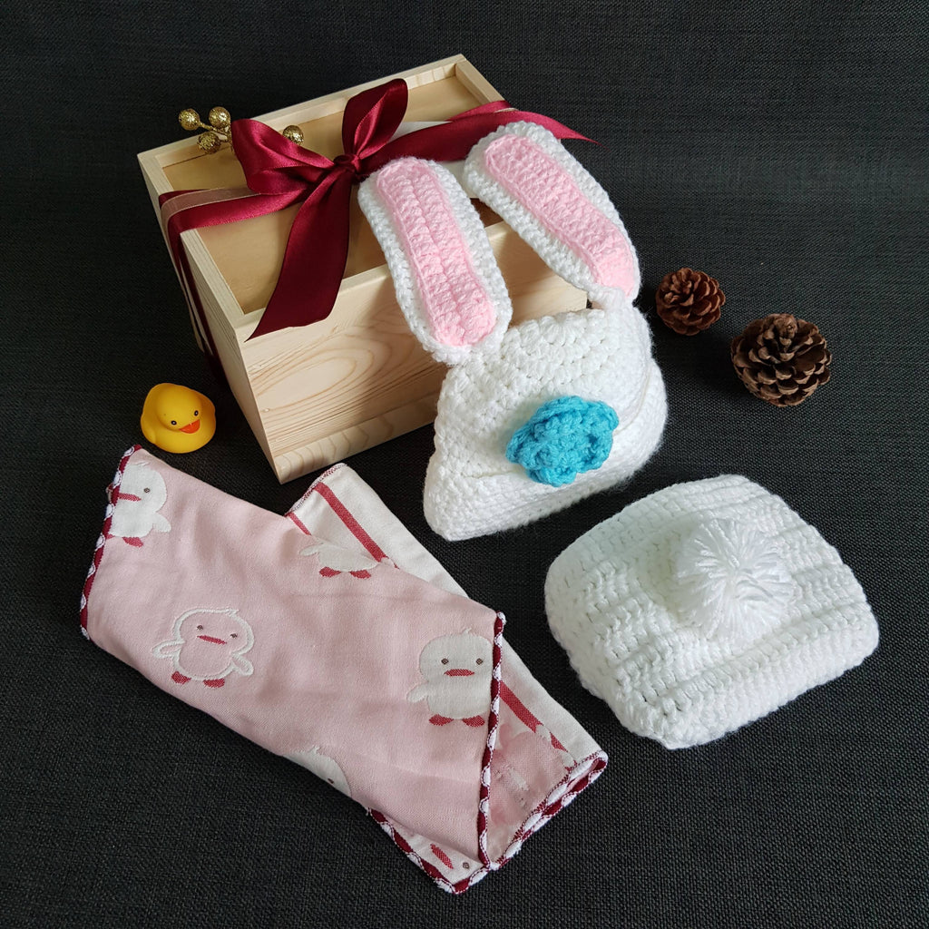 Baby Christmas 2018 Gift Box - RABBIT XM05 (Klang Valley Delivery)
