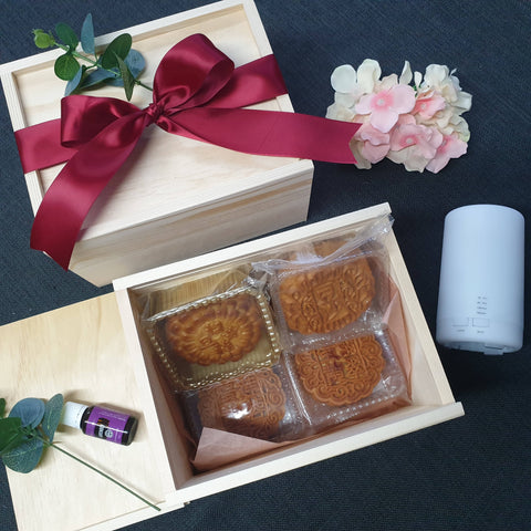 Mid Autumn Festival Mooncake Gift Set 07 (Nationwide Delivery)