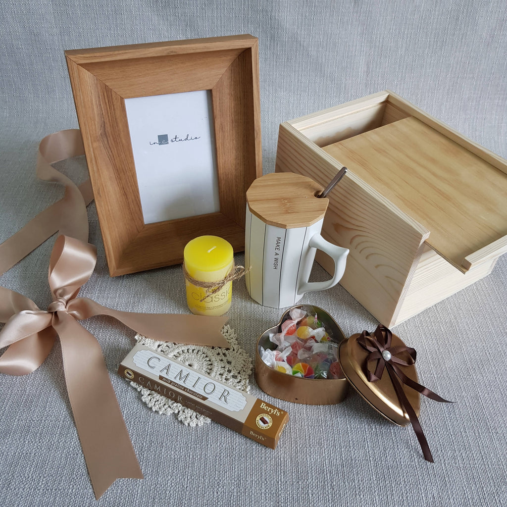 Birthday Gift Box Set 02 Nationwide Delivery