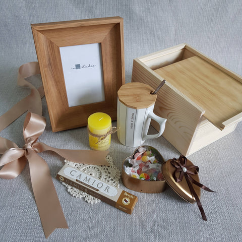 Birthday Gift Box Gift Set 02 (Nationwide Delivery)