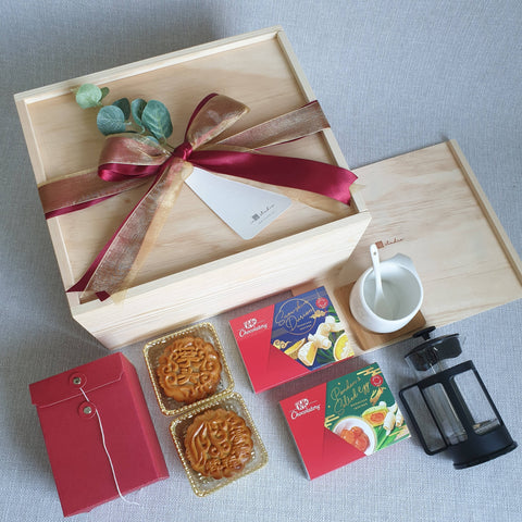 MOONCAKE FESTIVAL GIFT SET 12 (Klang Valley Delivery)