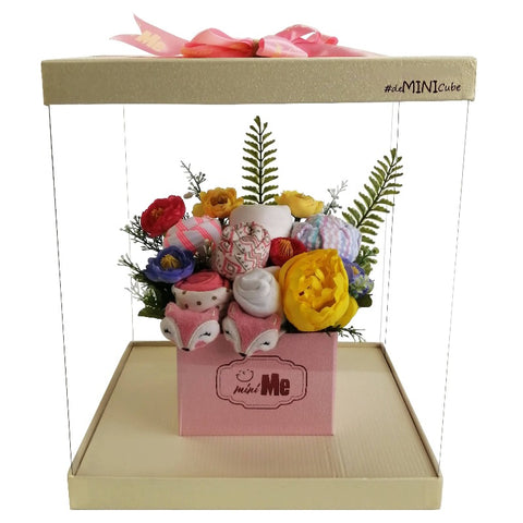 Full Moon Gift Bouquet for New Born Baby Girl - FMG 016