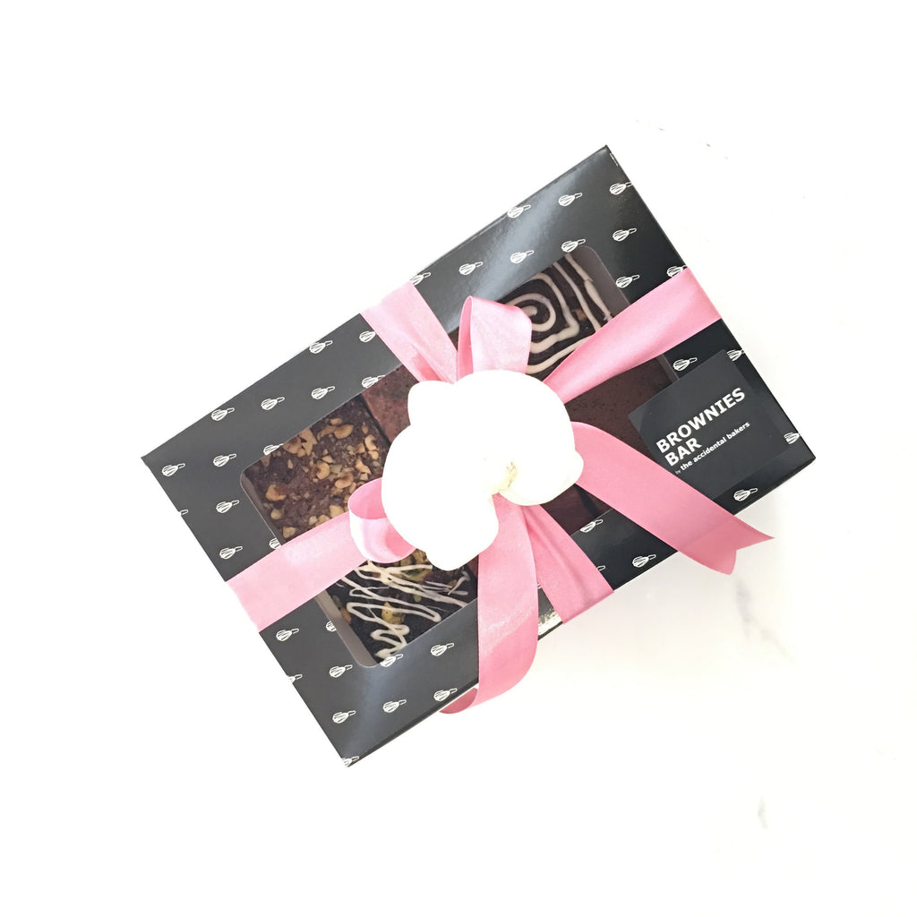 Mother's Day Brownies Box