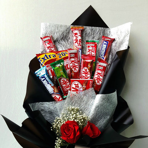 KitKat Surprise Bouquet