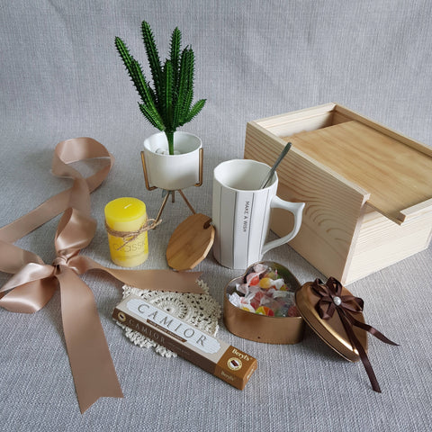 Birthday Gift Box Gift Set 01 (Nationwide Delivery)