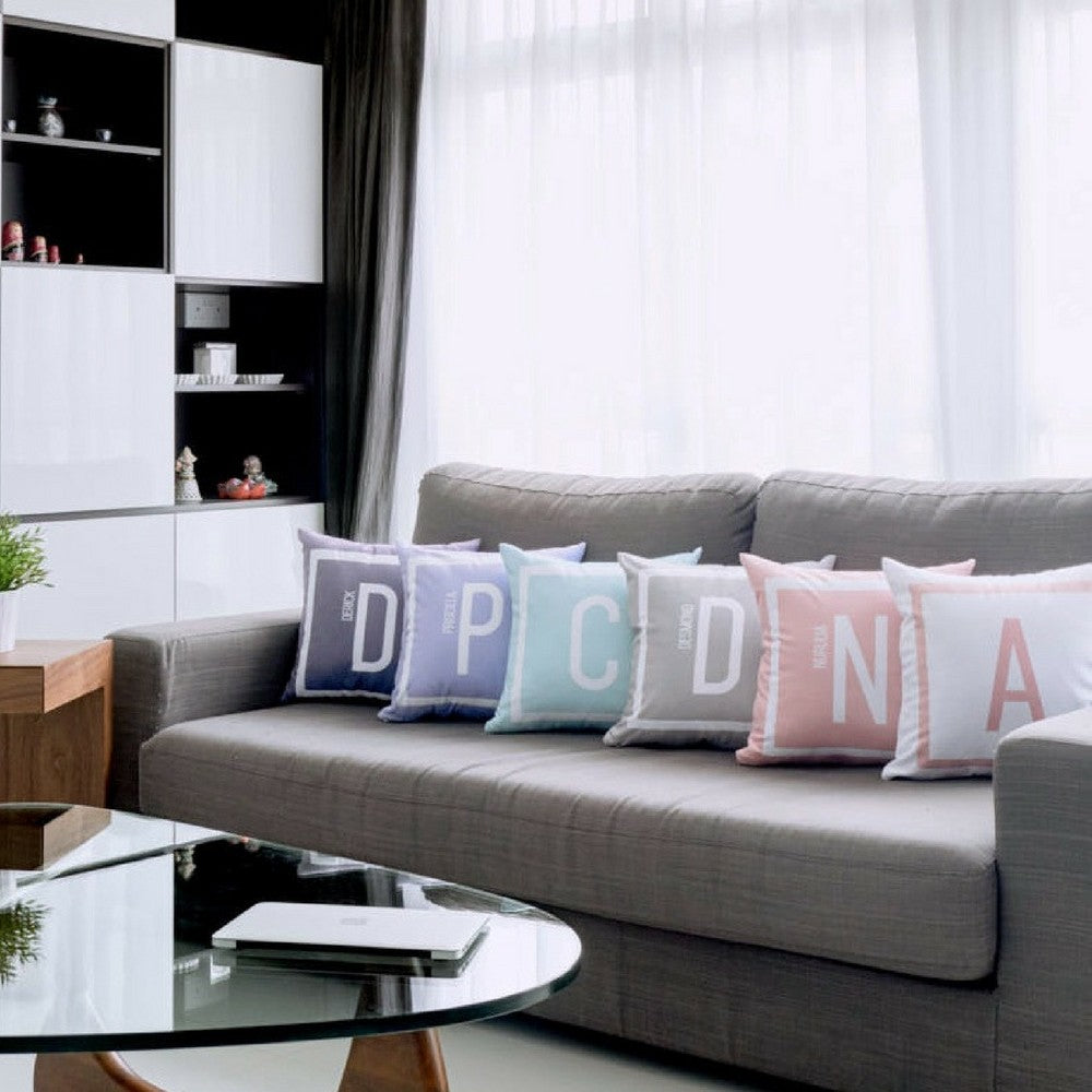 Pastel Cushion by ATD (Pre-order 15 to 25 working days)