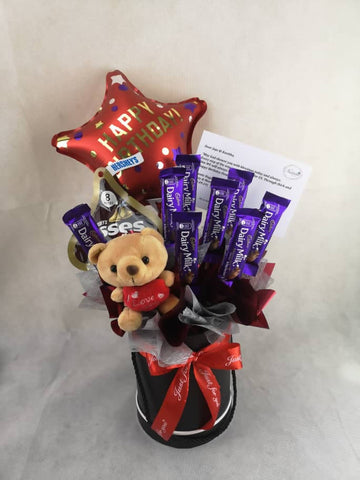 Cadbury Bear Box