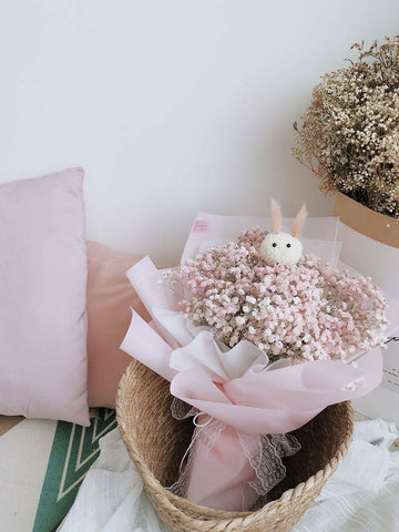 Hello Bunny Bouquet