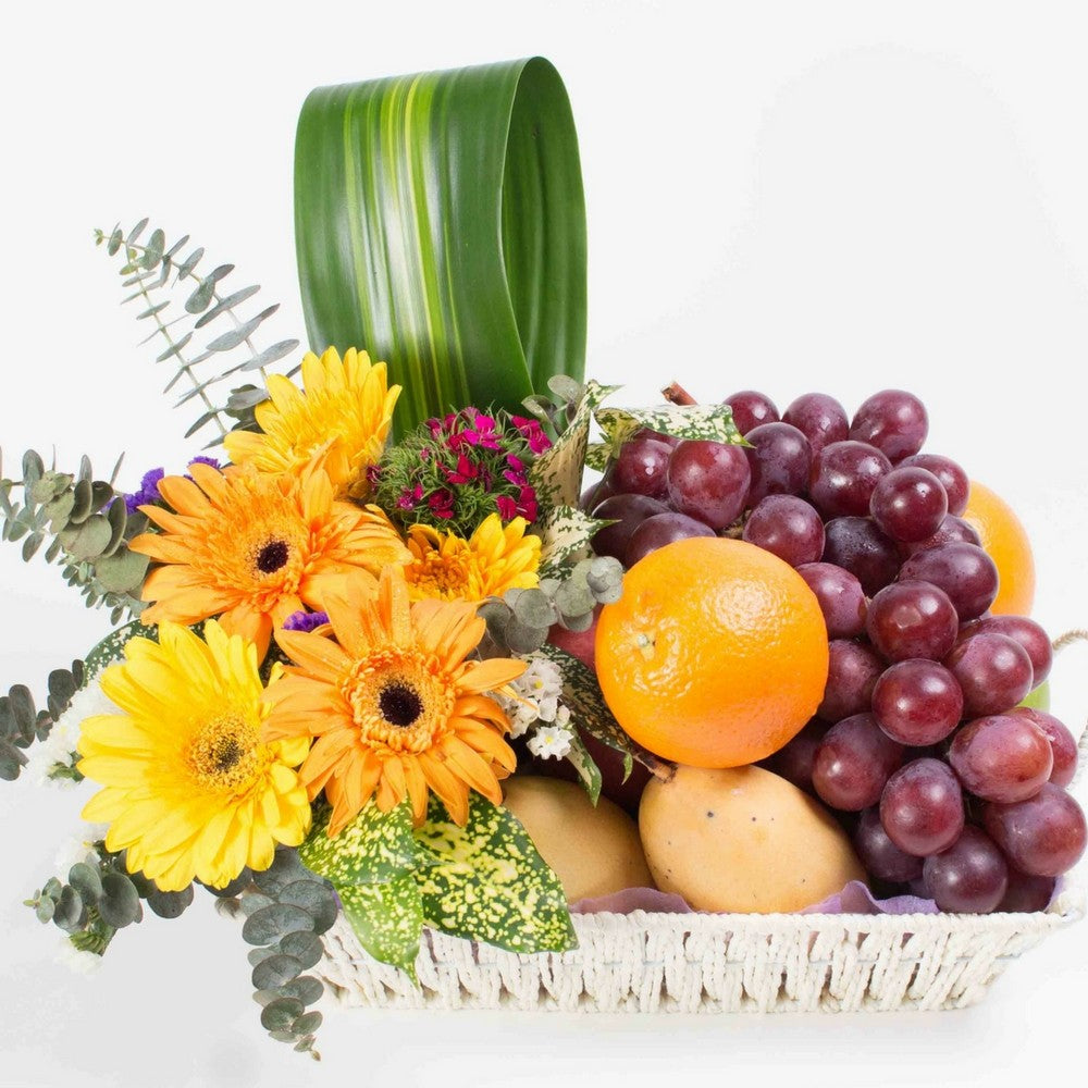 Fruit & Flower Basket 1