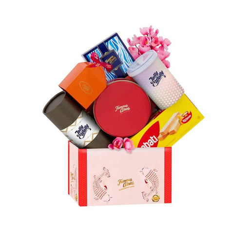 Famous Amos Chinese New Year 2020 Premium Hamper RM149 (CNY 2020)